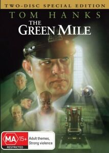 The GREEN MILE : NEW DVD
