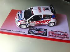 Decal 1 43 RENAULT CLIO SUPER 1600 N°47 Rally WRC monte carlo 2009 montecarlo