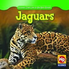 Jaguars (Animals That Live in the Rain Forest)-ExLibrary