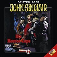 "Preisalarm! * HÖRSPIEL CD * JOHN SINCLAIR ""Die Horror-Cops"" 16 * (T1) NEU & OVP"