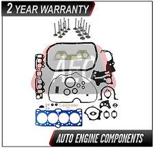 Full Gasket Set Intake & Exhaust valve Fits Dodge Colt 2.0 L SOHC #JGV001