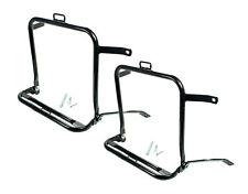 Portapacchi Laterale Nero paspas F SIMSON S51 S50 S60 S70 ferro di supporto