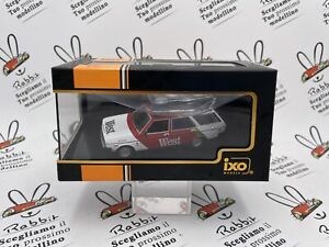 """Die Cast """" Fiat 131 Panorama Assistance Rally Team West 1979 """" Scale 1/43"""
