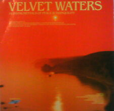 LP Velvet Waters - 18 instrumentals of peace & tranquility