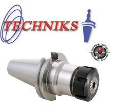 """Techniks ER16 CT40 Collet Holder CAT40  4"""" Length 22227"""