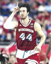 Frank Kaminsky Autographed Signed 8X10 Photo COA Wisconsin Badgers Hornets Suns