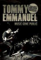 Tommy Emmanuel - Música Gone Public Nuevo DVD