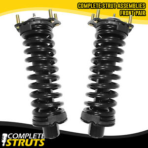 Front and Rear Pair SCITOO Complete Strut Coil Spring Assembly Replacement Struts Shocks Fit for 07 08 09 10 11 Dodge Nitro,02 03 04 05 06 07 08 09 10 11 12 Jeep Liberty