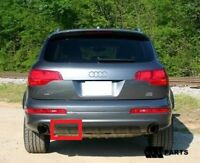 NEW GENUINE AUDI Q7 S-LINE 2007-2009 REAR BUMPER DIFFUSER LEFT N/S COVER CAP