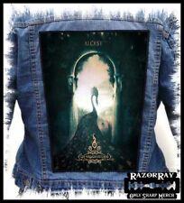 ALCEST - Les voyages de l'âme  --- Huge Jacket Back Patch Backpatch