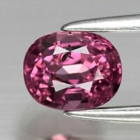 1.00Ct. Natural Pinkish Purple Spinel Burma (Mogok) Unheated Gemstone For Ring