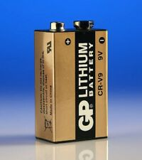 Extra long Life Lithium Battery PP3 9V Smoke Alarm