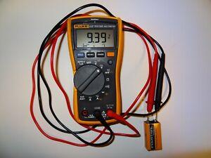 Multimétre Multimeter Fluke 117