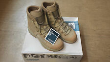 New British Army Issue Lowa Desert Combat Hiking Boots 4.5 UK