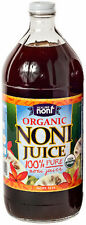 CERTIFIED ORGANIC 100% PURE HAWAIIAN NONI JUICE  32 OZ