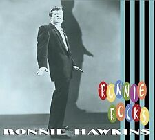 Ronnie Rocks by Ronnie Hawkins (CD, Jan-2008, Bear Family Records (Germany))