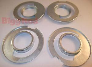 Mercedes 260 300 400 420 500 560 Front Brake Caliper Heat Shields (H275705/6)