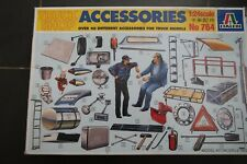"Italeri 764 1:24 Truck Shop Accessories "" Bausatz "" (BG044-10)"