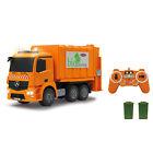 Jamara Garbage Truck 1:20 Mercedes Antos 405079