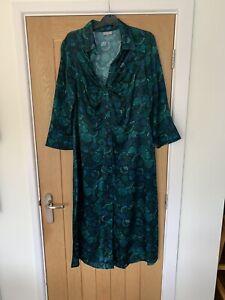 oliver bonas size 14 dress