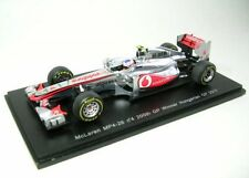 Spark Model MC Laren J.button 2011 N.4 Winner Hungarian GP 1 43
