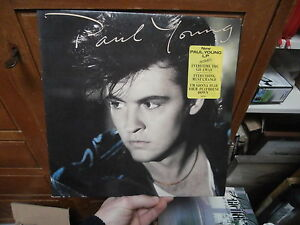 "Paul Young ""The secret of association"" VINILE LP 1985"