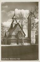Ansichtskarte Kirche Wang Brückenberg i. Rsgb.   (Nr.9300)