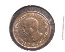CIRCULATED 1978 50 CENTS KENYAN COIN (020716)