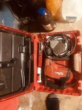 Hilti Te7 C Rotary Hammer Drill 120v 60hz 63amp