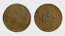 s539_28) Pontificio  Pio IX  (1846-1870) 5 Baiocchi 1854 R