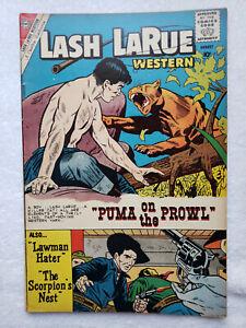 Lash LaRue Western #79 (Aug. 1960, Charlton) [GD/VG 3.0]