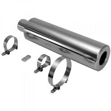 Stainless Steel Racing Muffler Fits Vw Sand Rail Cpr251113 Ss Sr