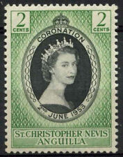 St. Kitts and Nevis Postage Stamps