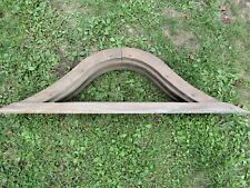 Antique Custom Made Architectural Eye Brow Window Frame