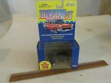 Johnny Lightning Thunderjet Chevy Corvette Black/red HO Scale NIB