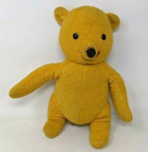 VTG 1960s Gund Swedlin Walt Disney Winnie the Pooh Stuffed Animal Plush Toy RF21