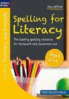 Spelling for Literacy for ages 5-6 by Brodie, Andrew (Paperback book, 2015)