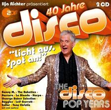 Disco-Musik-CD 's Pop Alben
