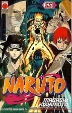 MANGA - Naruto il Mito N° 55 - Originale Serie Rossa - Planet Manga - NUOVO