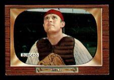 1955 Bowman #209 Smoky Burgess EX+ X1267624