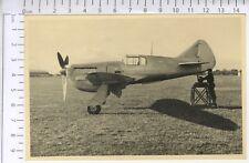 PHOTO ANCIENNE DEWOITINE D513 de profil - MOTEUR HYSPANO-SUIZA 12YC  1936