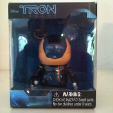 "DISNEY WORLD VINYLMATION 3"" TRON LEGACY SERIES JARVIS COLLECTIBLE TOY FIGURE NIB"