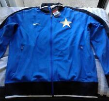 Inter Milan Soccer Futbol N98 Nike Official Track Jacket Men's size L NWT