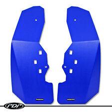 2014 - 2017 Polaris RZR XP 1000 RZR Mud Flaps / Fender Flares FRONT SET(2) BLUE