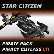 Star Citizen - Pirate Pack (Cutlass + Piracy Pack - LTI)