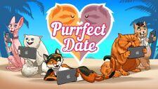 Purrfect Date - Visual Novel/Dating Simulator  (PC Game - Digital Steam Key)