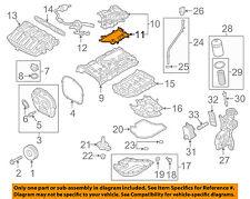 AUDI OEM 16-17 A6 Engine Parts-Center Cover Gasket 06K103484B
