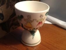 HAND PAINTED DOUBLE EGG CUP