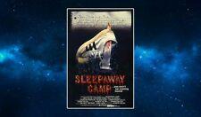 Sleepaway Camp Fridge Magnet, Cult 80's Horror. B Movie