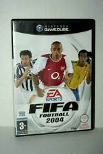 FIFA FOOTBALL 2004 GIOCO USATO BUONO STATO GAMECUBE EDIZIONE ITALIANA GD1 39723